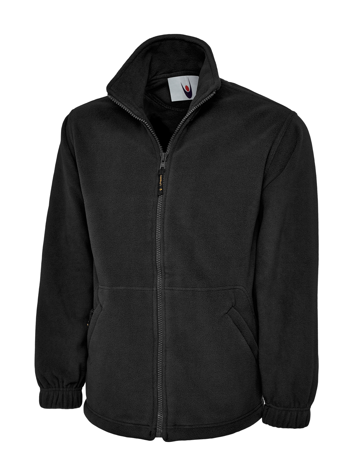 UNEEK UC604 CLASSIC FULL ZIP FLEECE JACKET