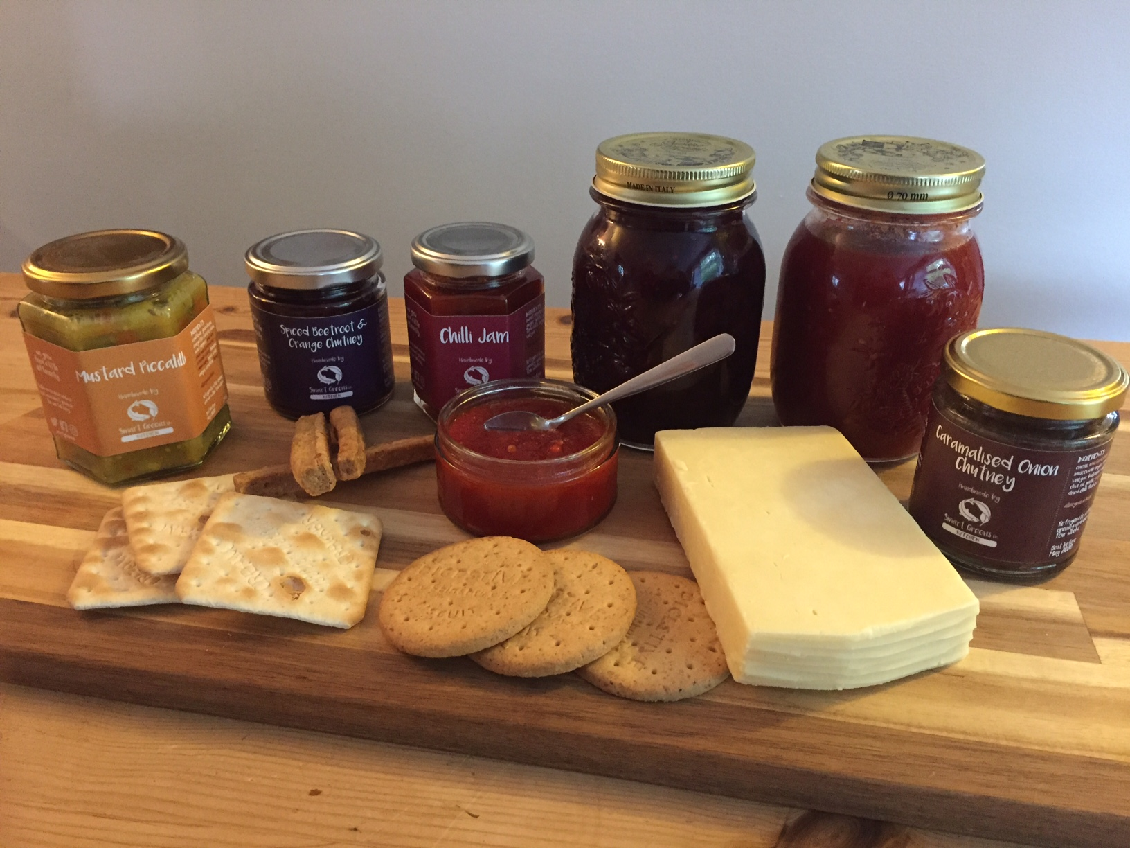 Handmade Artisan Chutneys and Jams