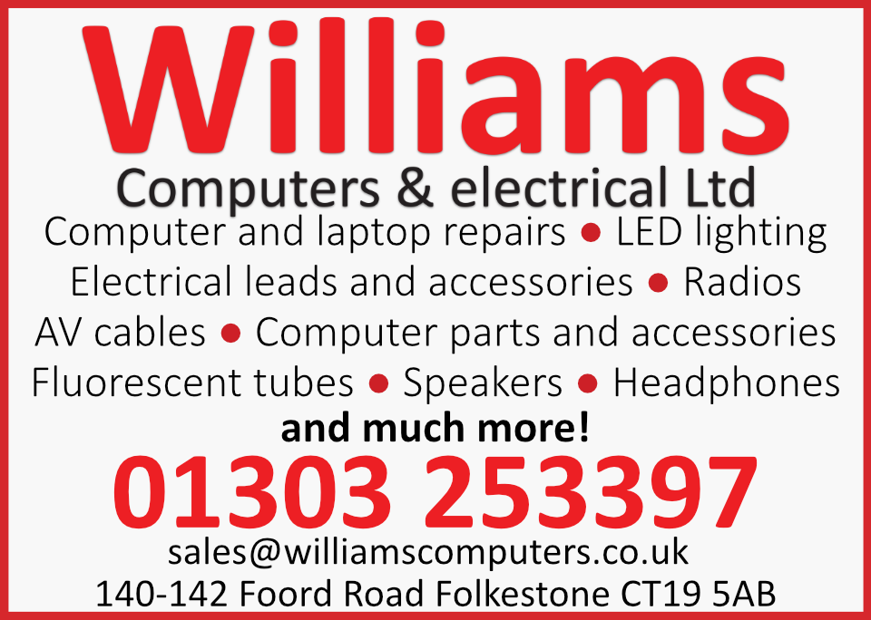 laptop repair folkestone