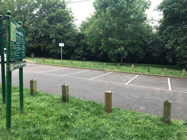 Broomhill Park Car Park