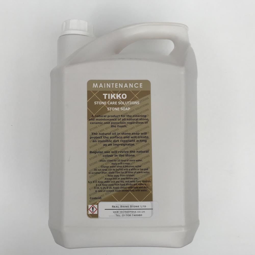Stone Soap 5L - £39.99 + VAT