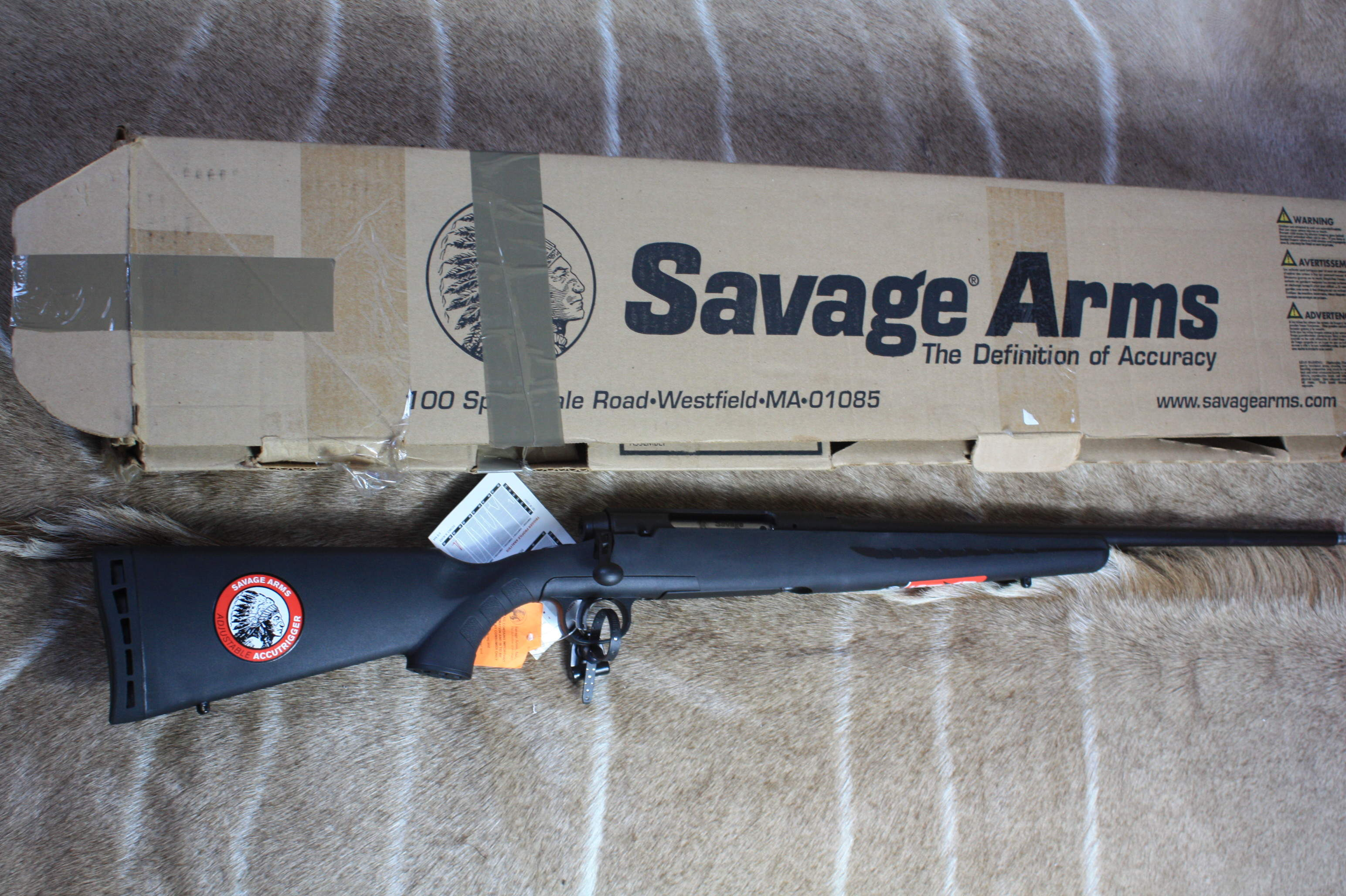 SAVAGE .30/06 'AXIS' BOLT-MAGAZINE SPORTING RIFLE