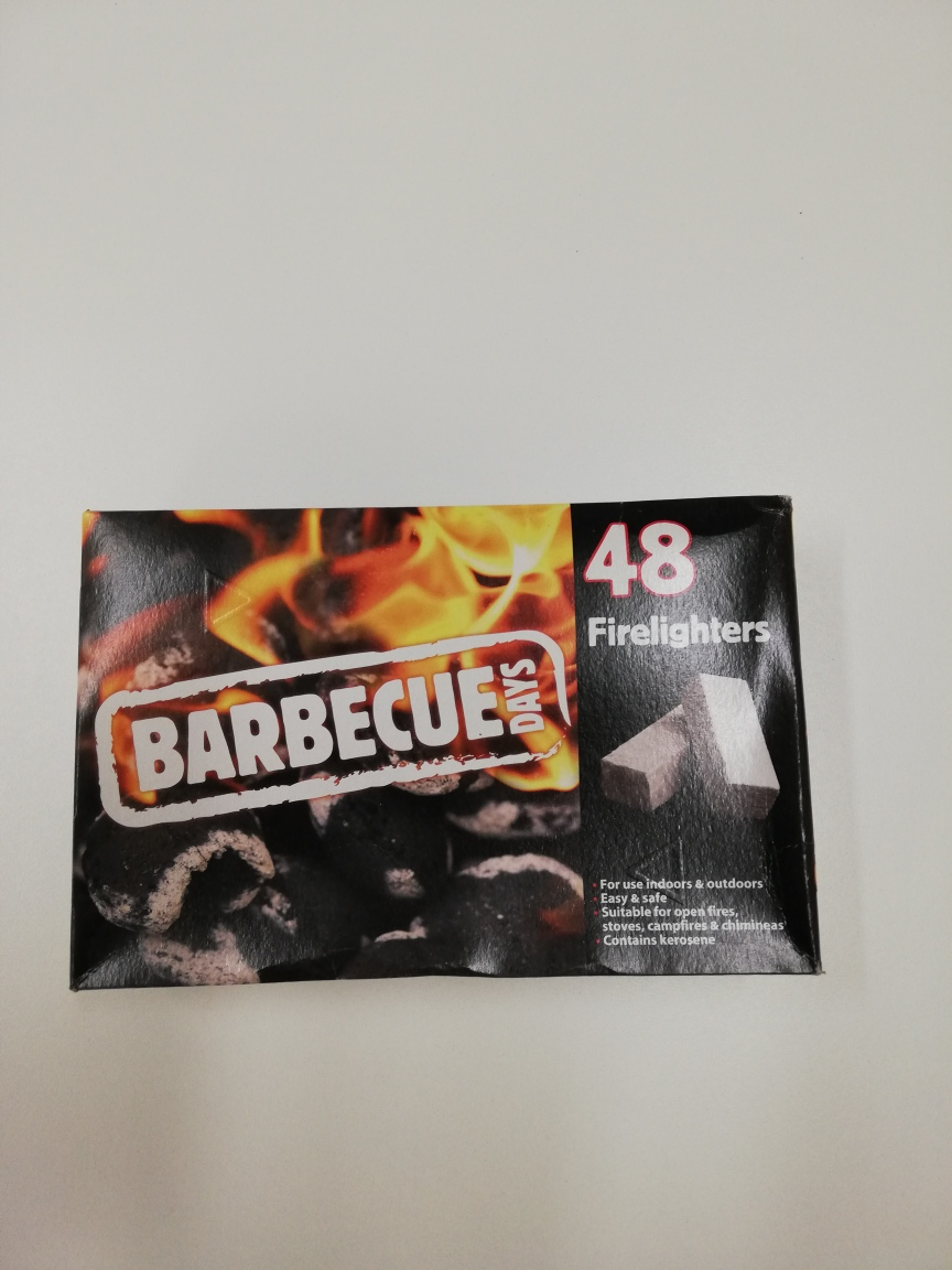 Barbecue firelighters x48