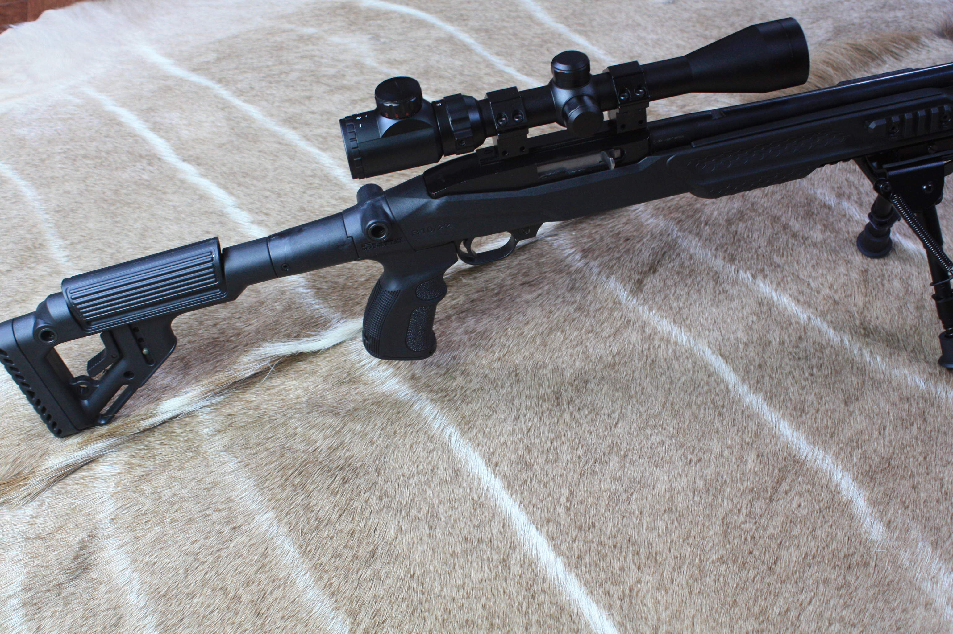 Ruger 1022 .22 LR Tactical Sniper