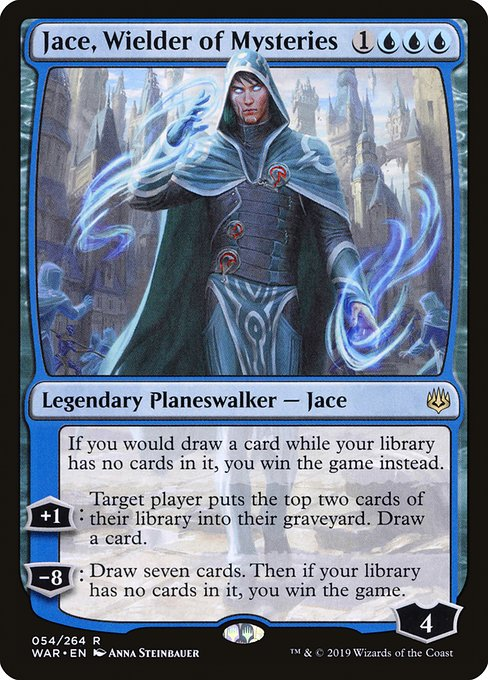 Jace, Wielder of Mysteries