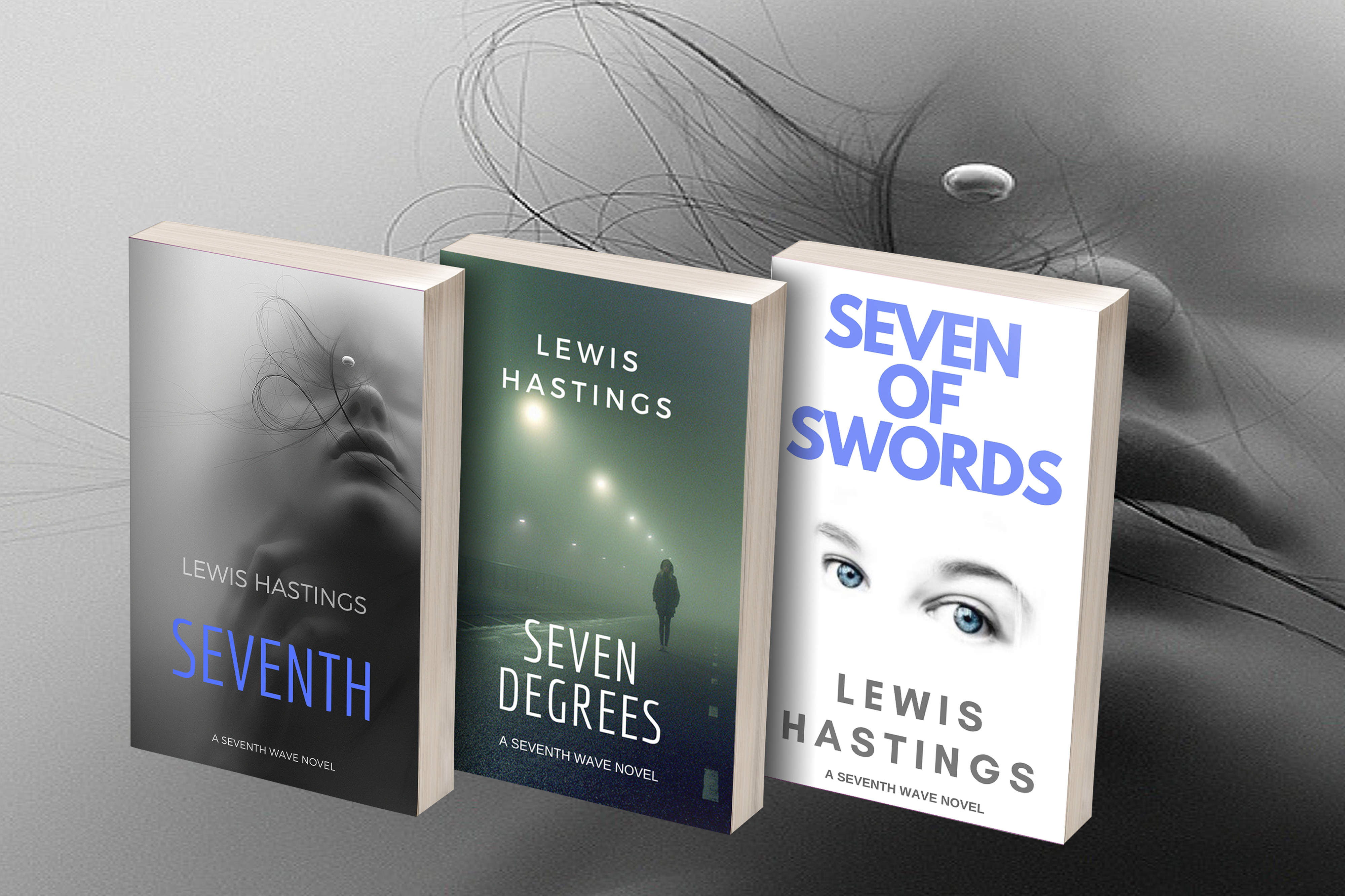 Seventh Wave Trilogy by Lewis Hastings