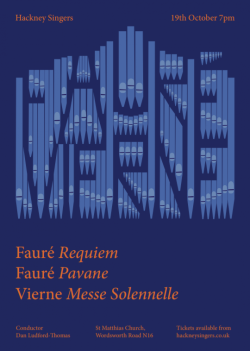 Faure and Vierne: Autumn Concert 2019