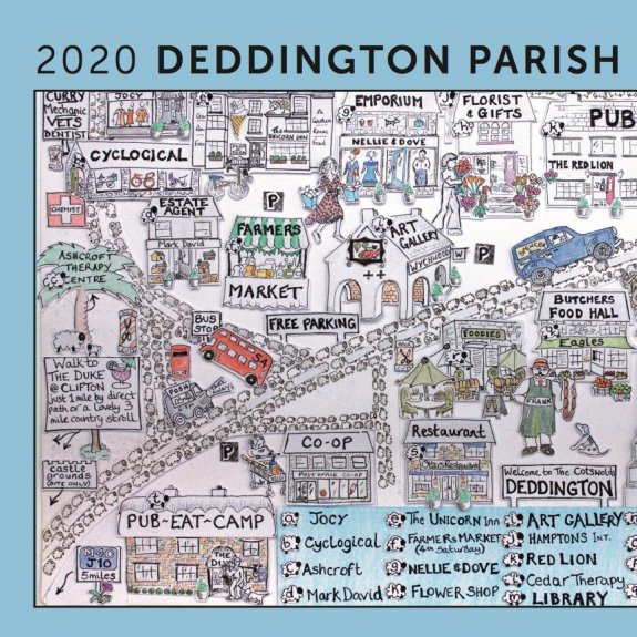 Deddington Parish Calendar