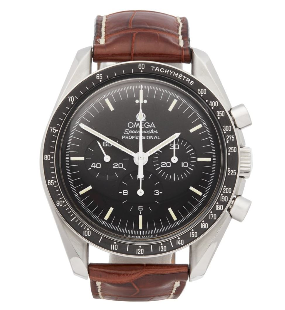 Review of Omega Speedmaster