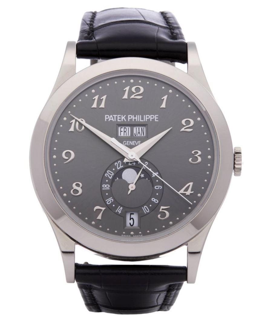 Review of Patek Philippe Annual Calendar 5396G