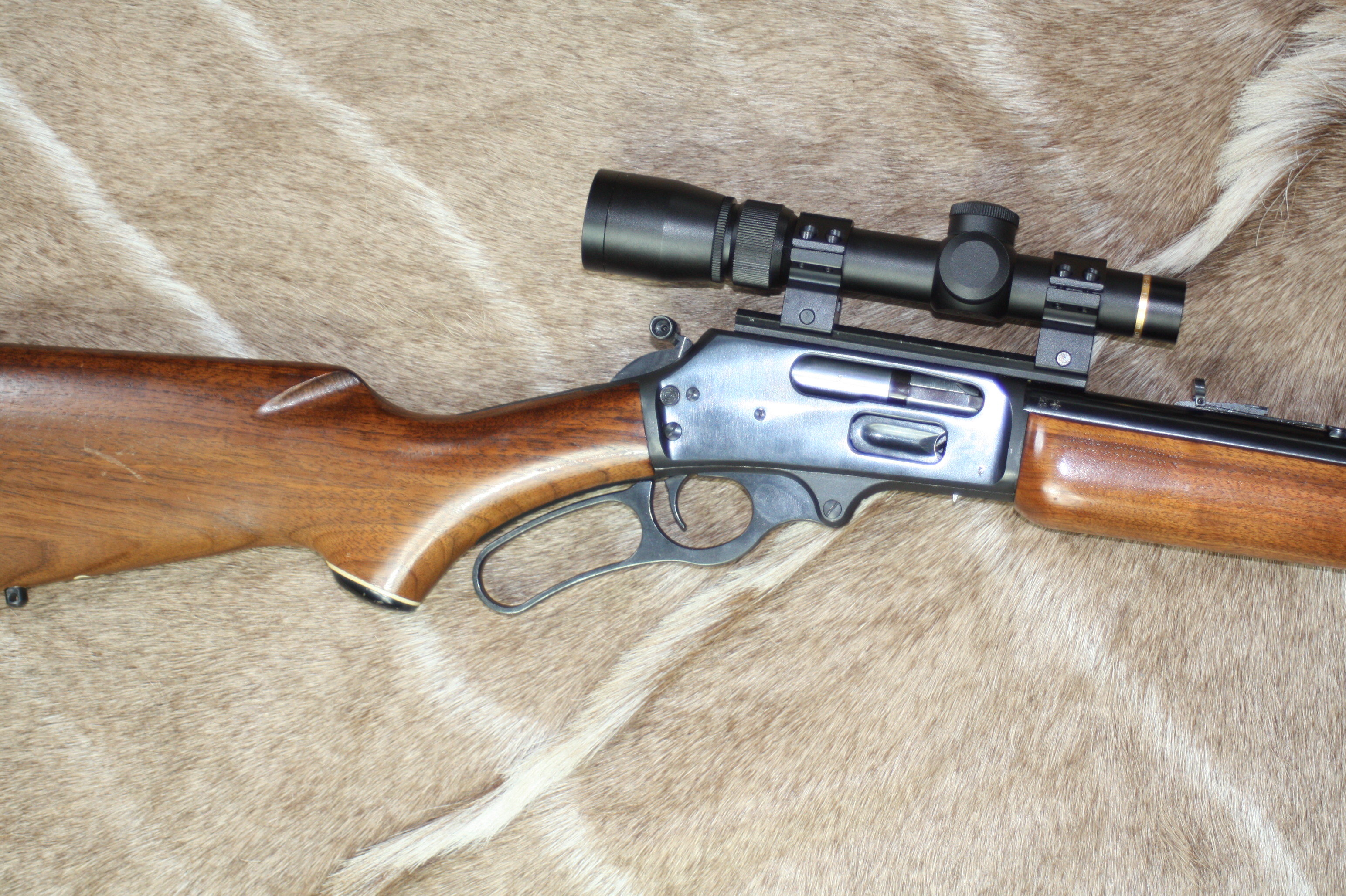 Marlin 1895 .45-70 Lever Action Rifle