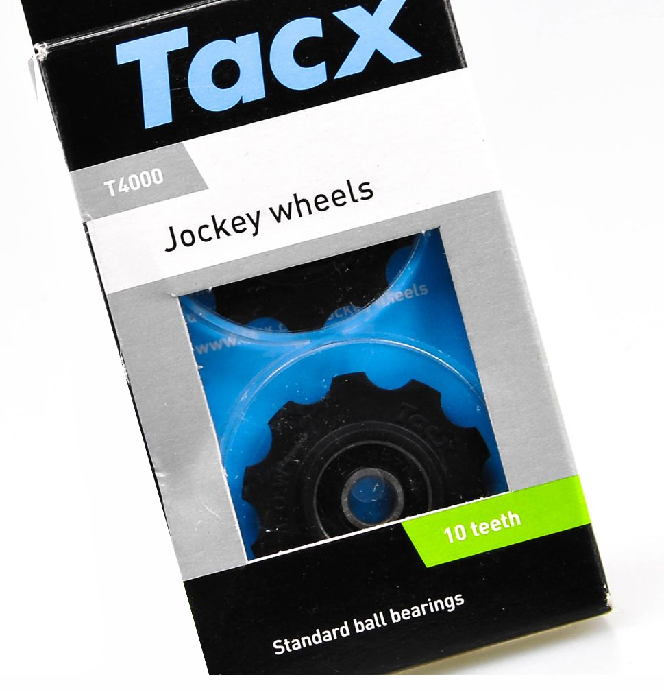 TACX jockey wheels 4000