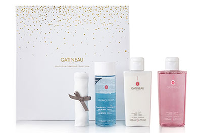 GENTLE SILK CLEANSING COLLECTION - CHRISTMAS GIFT SET