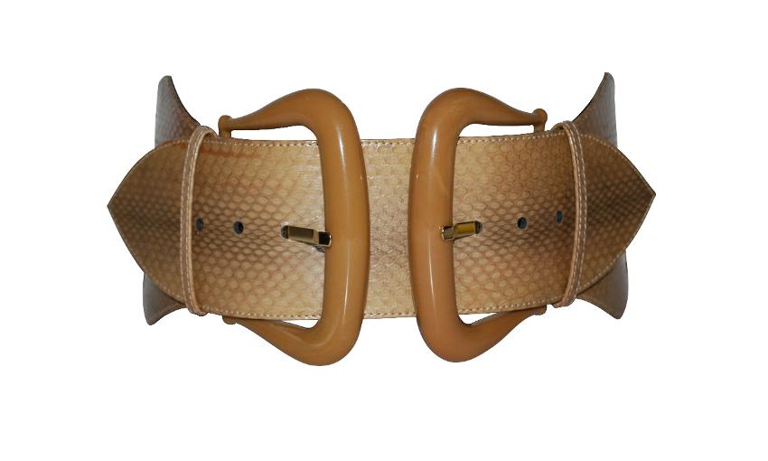 B-Y10-03 sand A JLYNCH leather belt accessories