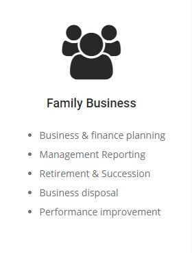 services - family business