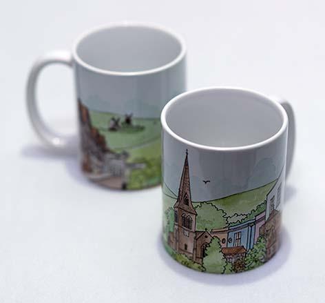 Hurstpierpoint Mug