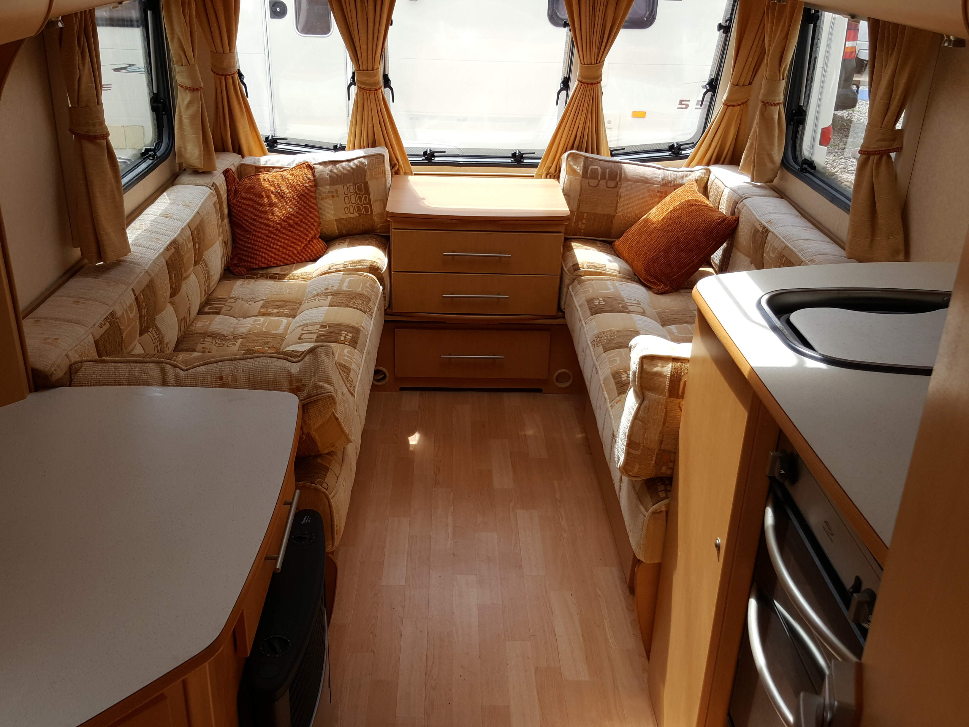 2008 Bailey Pageant Monarch 2 Berth End Washroom CHOICE OF 2