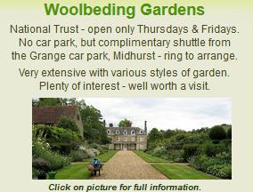 Link to Woolbeding Gardens website