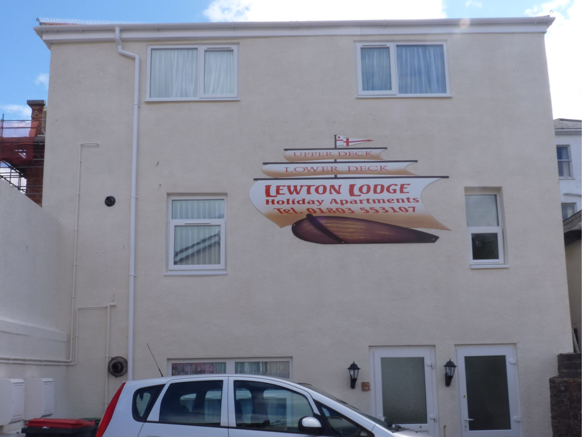 Self Catering Accommodation Paignton