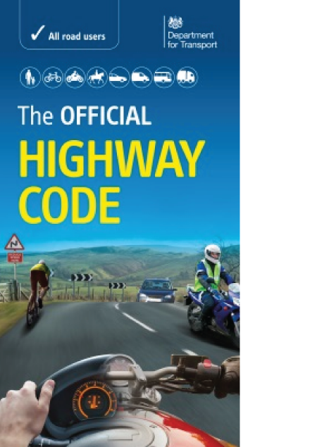 The Official Highway Code Book