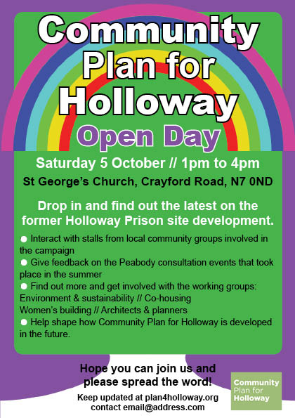 Community Plan for Holloway
