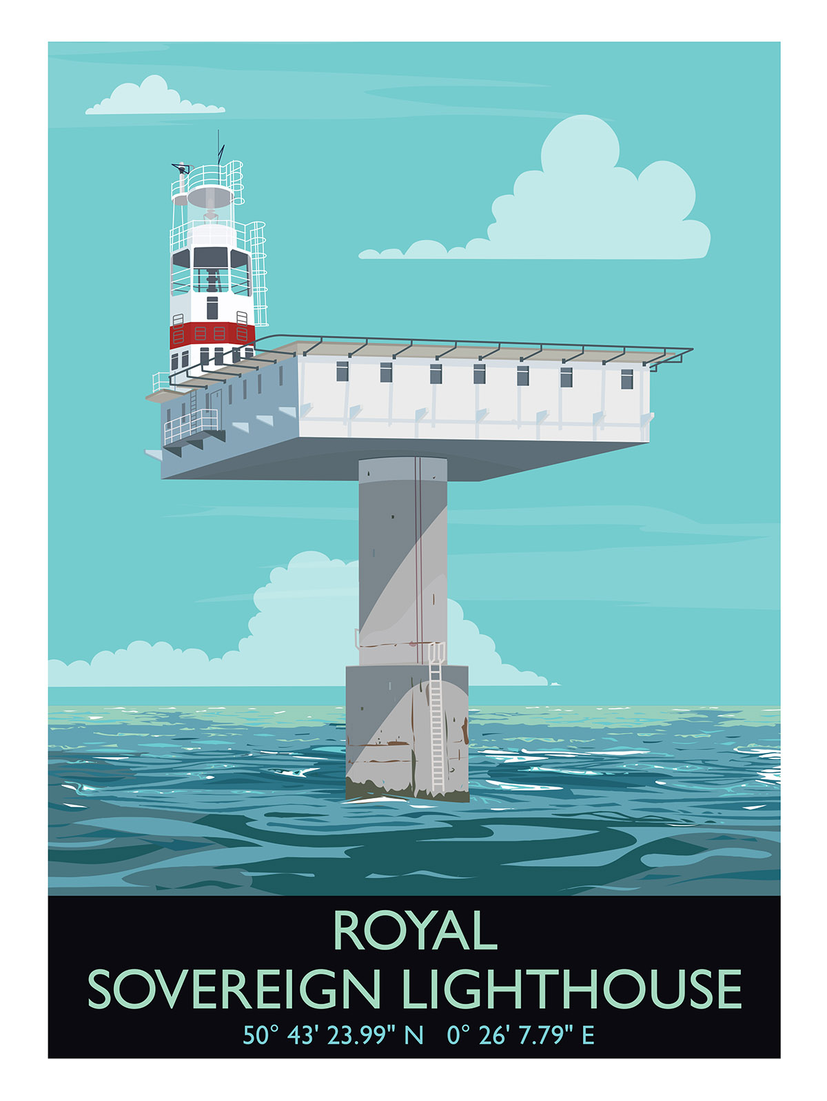 Royal Sovereign Lighthouse