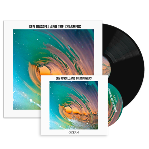 Ocean CD/Vinyl Bundle