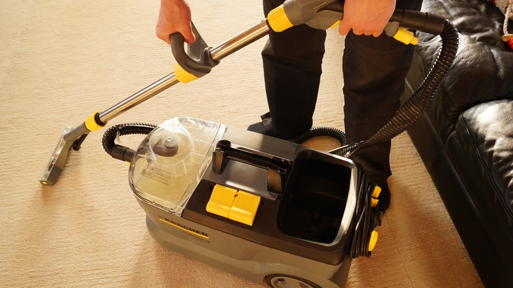 Carpet Cleaning Single Bedroom