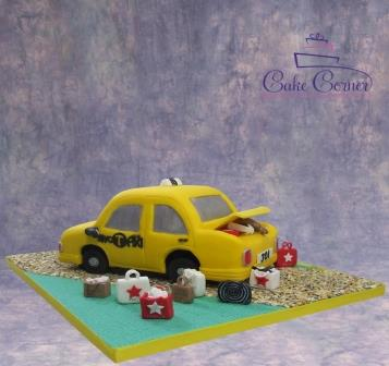 New York Cab Cake
