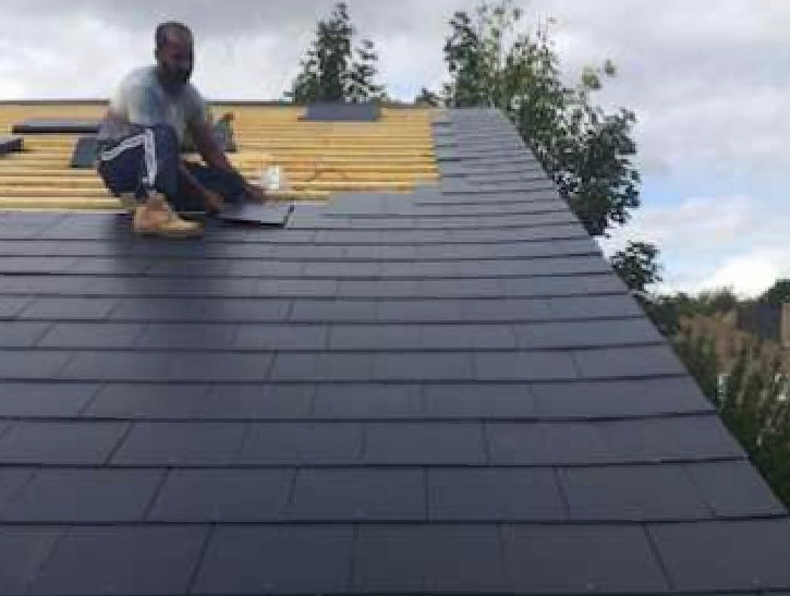 The Roofing Company will completely rebuild your roof, if you require it