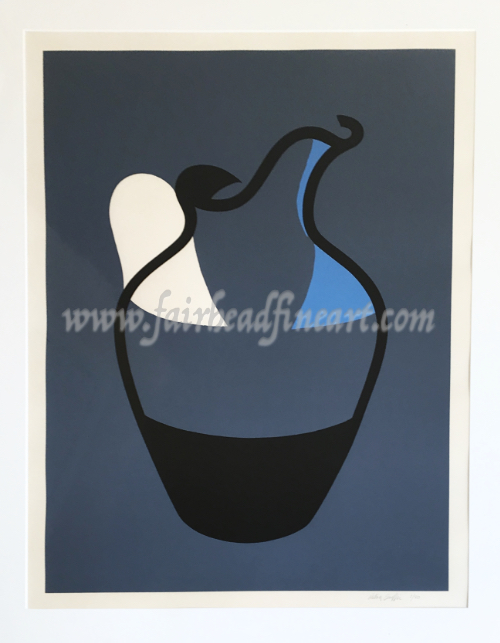 Patrick Caulfield Water Jug