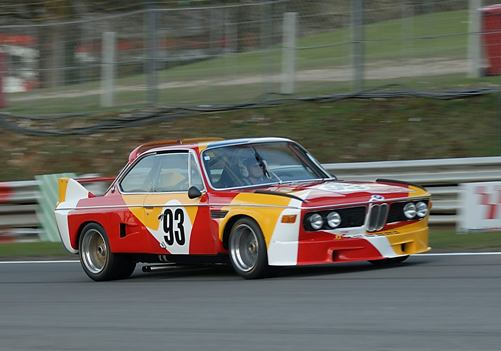 CSL Bat Wing BMW