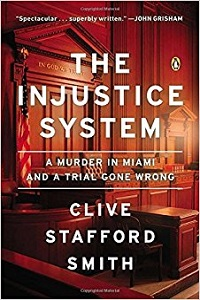 Book cover - The Injustice System