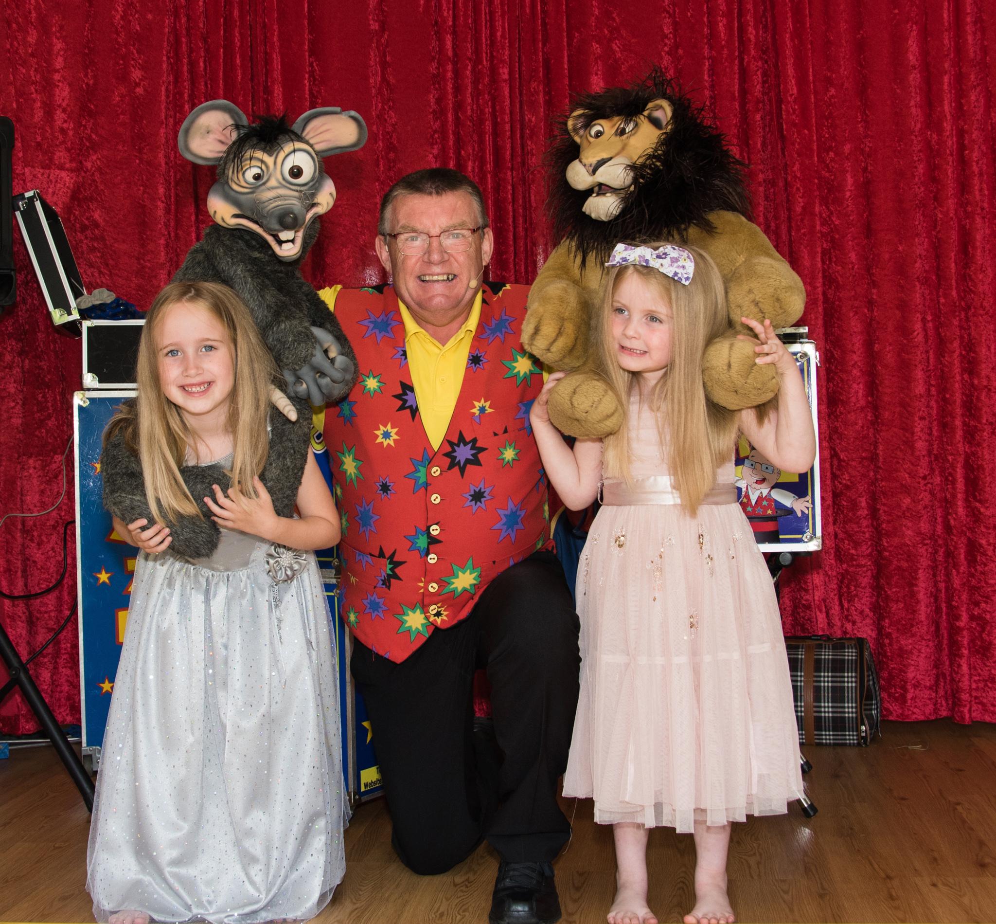 children's entertainer Plymouth, Devon, Cornwall