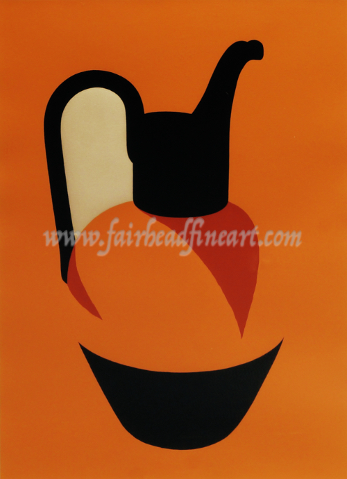 Patrick Caulfield Pitcher