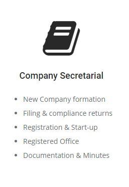 services - company secretarial