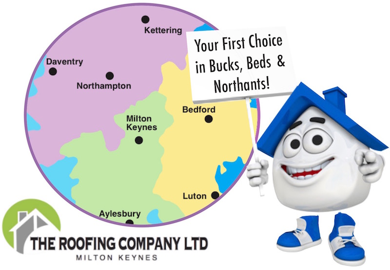The Roofing Company Milton Keynes are roofing contractors working in Buckinghamshire, Bedfordshire and Northamptonshire
