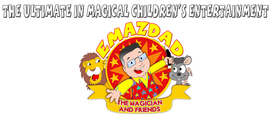 kids party entertainer, Plymouth, Exeter, Devon & Cornwall