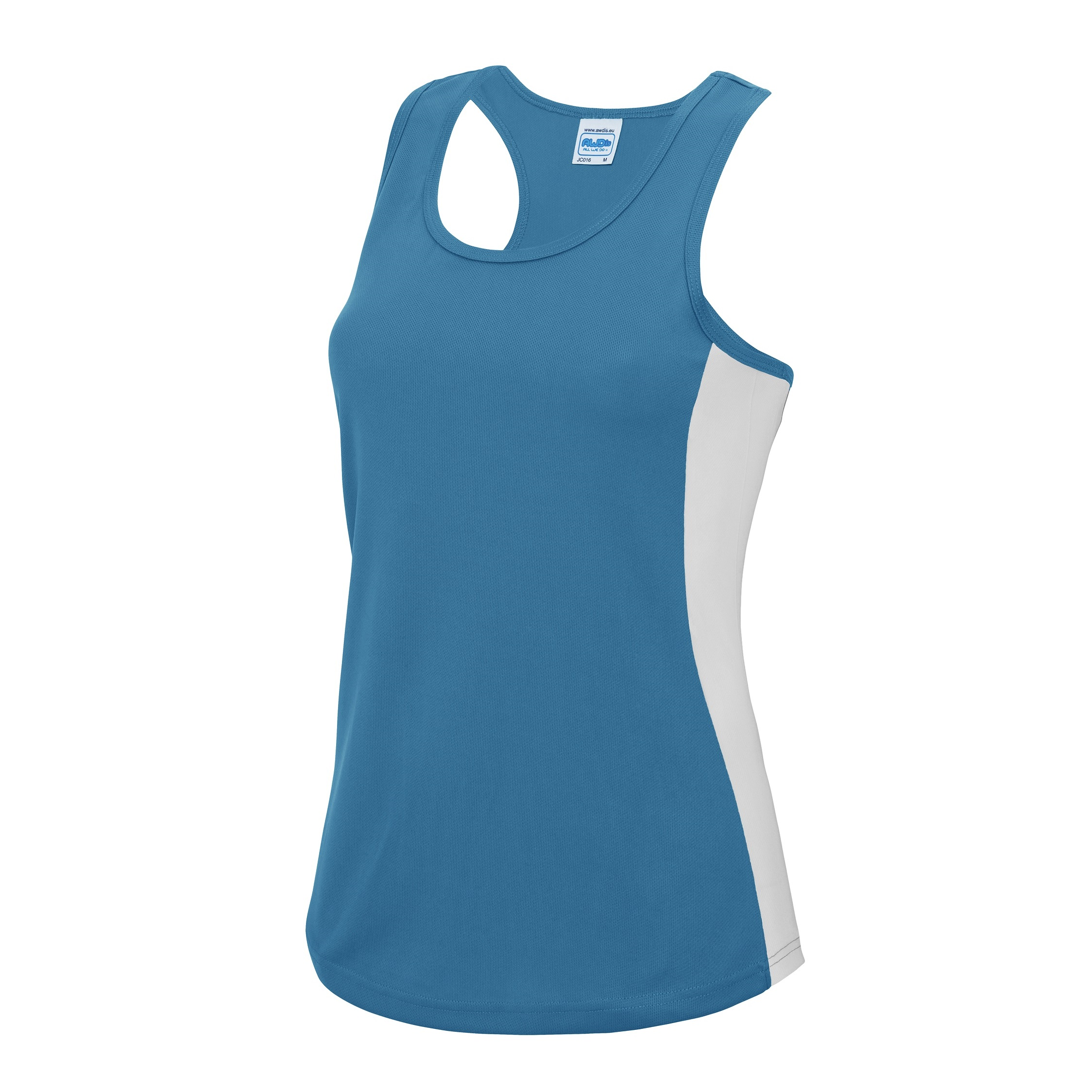 AWD JC016 LADIES PERFORMANCE CONTRAST VEST
