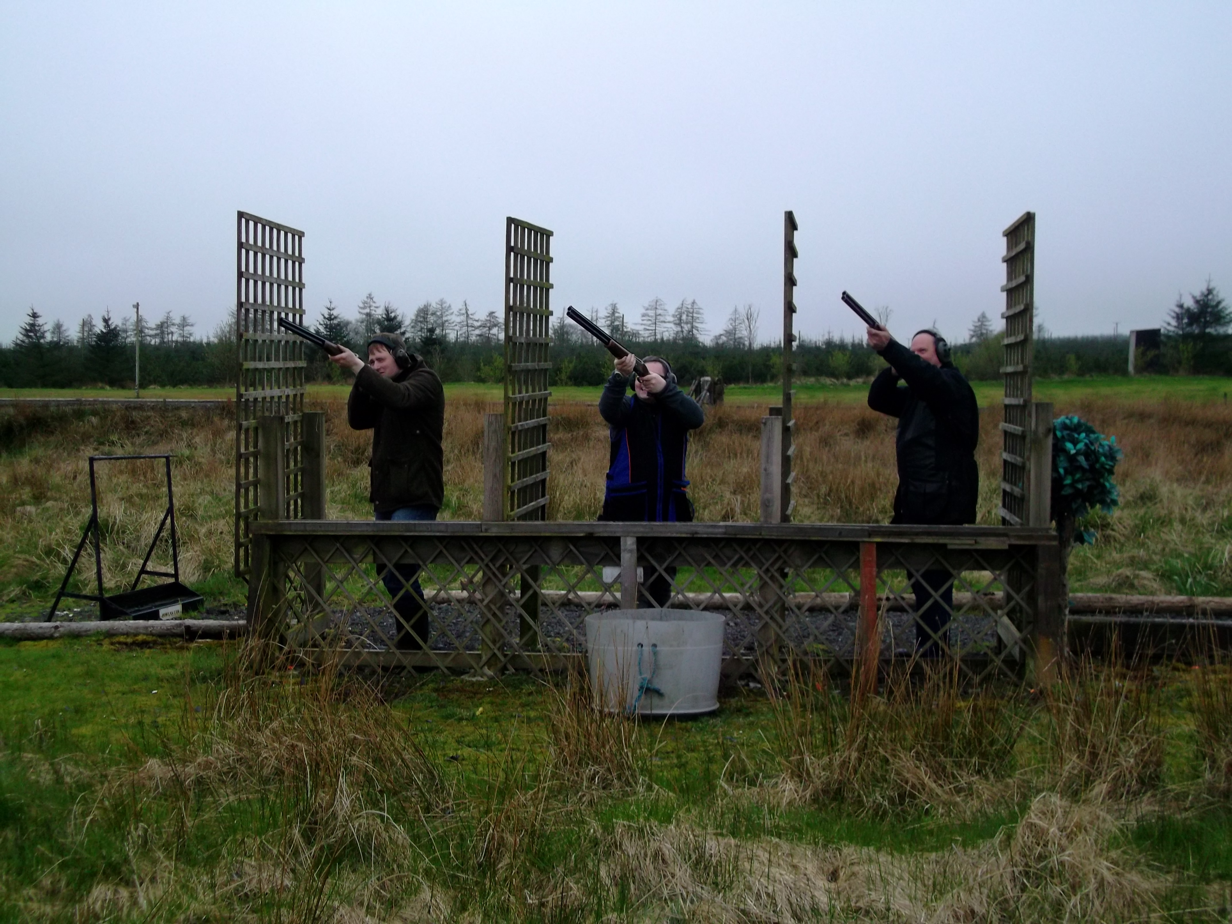 clay shooting ayrshire country sports club