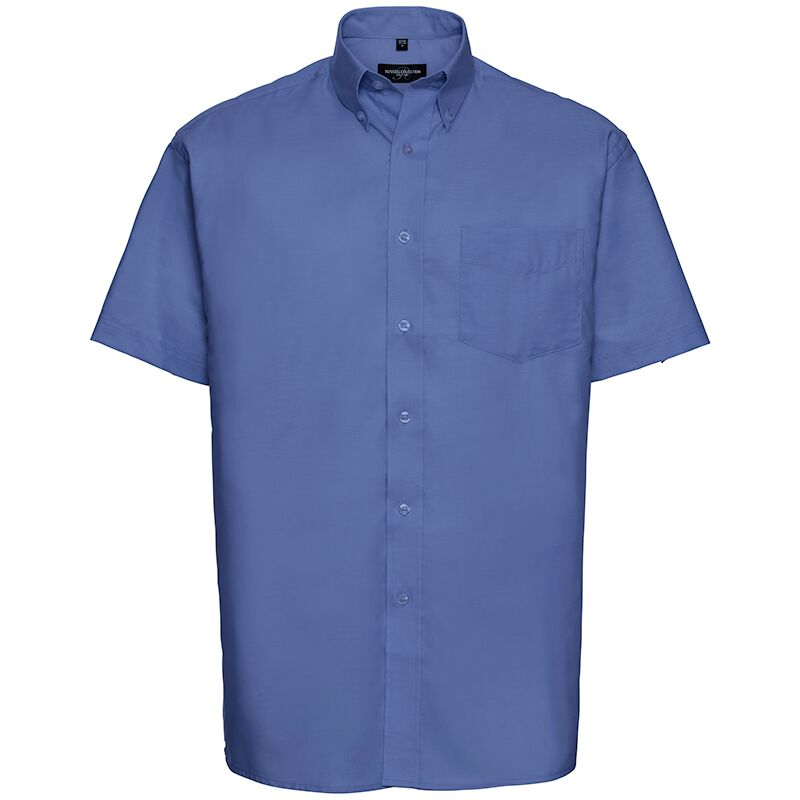 RUSSELL J933M SHORT SLEEVE OXFORD SHIRT