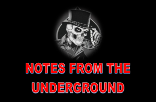 Notes from the Underground #9 - I Remember