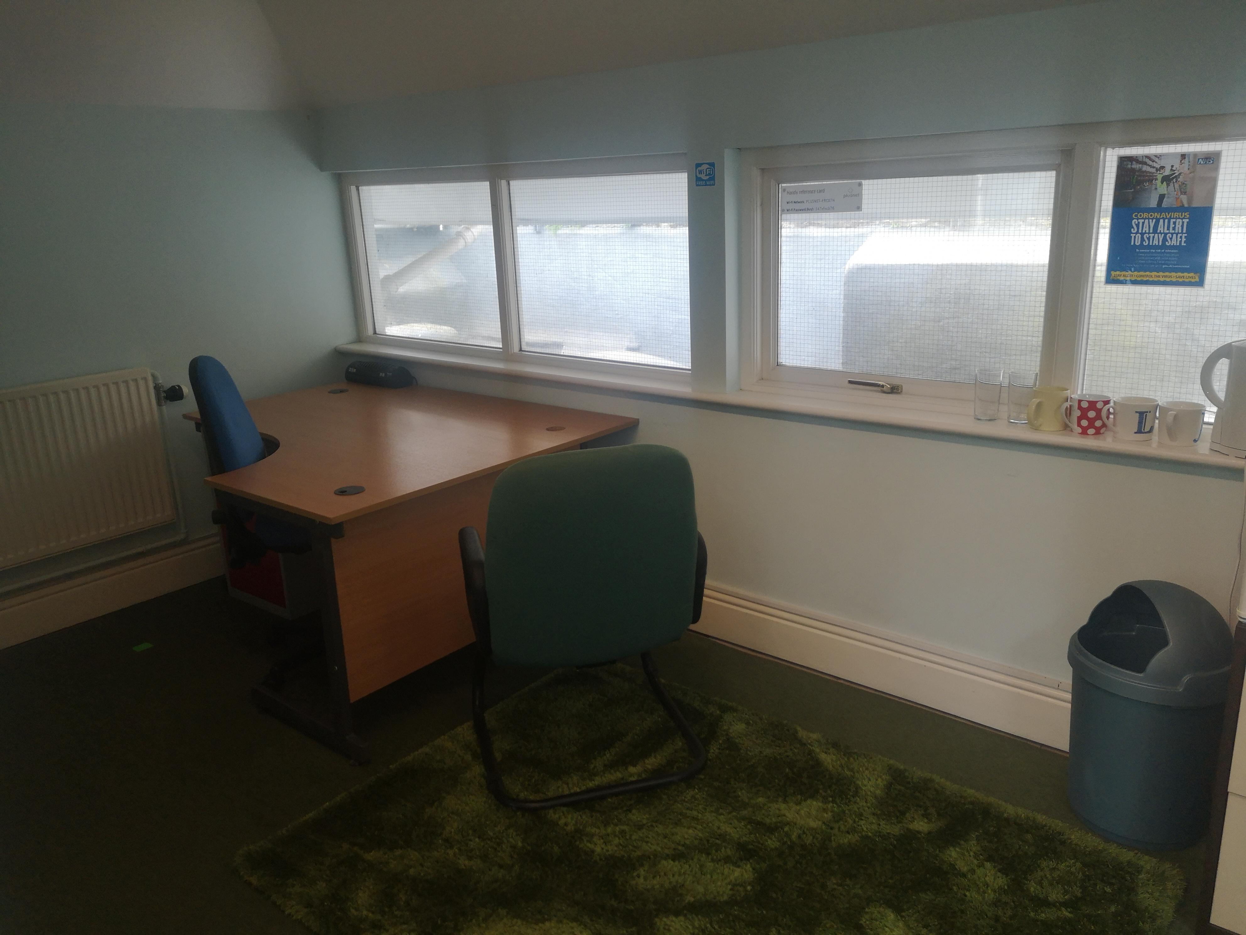 Office Host Desking