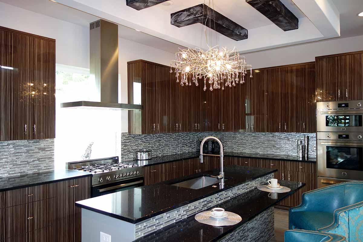The Glamorous Kitchen