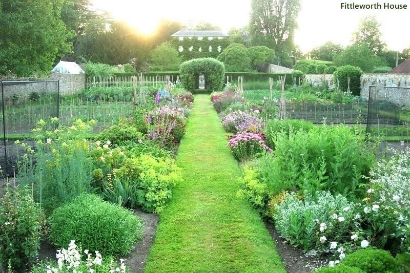 Fittleworth House gardens