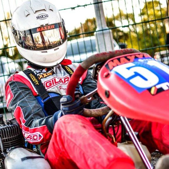 Cox's Garage OX15 Go Kart Racing