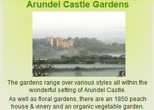 Link to Arundel Castle website
