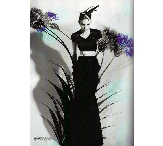 Vogue Turkey 2  JLYNCH luxury belts handmade sustainable leather accessories london british design fashion