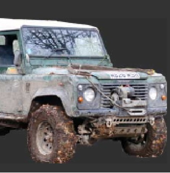 Ae 4x4 Club Black Routes