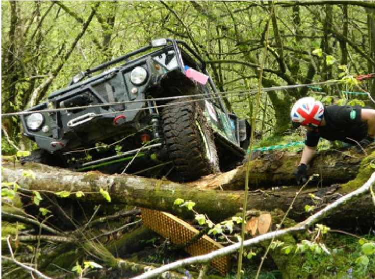 off road car clubs Beattock